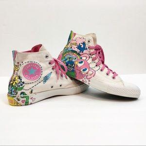 Converse All Star Bunny Bebop Hightop Shoes 10